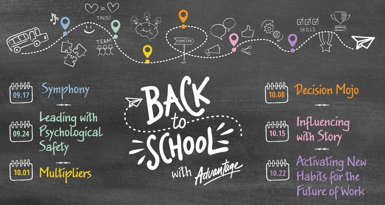 Take our virtual school bus to 6 free mini classes